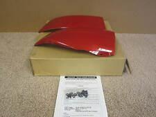 04 - 06 MAZDA 3 5DR HATCHBACK NEW OEM REAR AERO FLARES RED BN8F-V4-930F-87 #3103