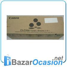 Toner Canon Cartridge Geniune CLC 500 Negro Black F41-6901- 000 Nuevo