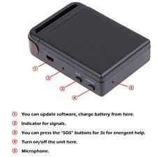 Vehicle GSM GPRS GPS Tracker Car Tracking Locator Device TK102B Eyeable tracker