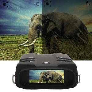 NV‑FHD300 Digital Night Vision Binoculars Infrared Thermal Camera Photos /Videos