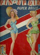 PIN UP GIRL 1943 ORIGINAL UNCUT SAALFIELD 355
