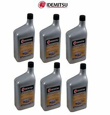 NEW Toyota Lexus Scion Set of 6 Type TLS-LV Auto Transmission Fluid Oil Idemitsu