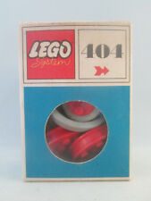 Lego Classic - 404 Wheels for the Motor (System)