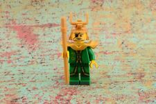 Lego Mini Figure Ninjago Hutchins from Set 70643