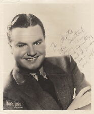 CORE HUFF (HOFF) ~ STAGE & FILM ACTOR ~ AUTOGRAPHED PORTRAIT ~ c.-1940