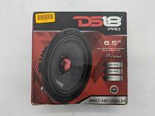 "DS18 Pro 6.5"" Shallow Midrange Loudspeaker with Aluminum Bullet  -JD1187"