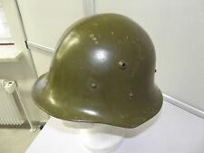Helm  Bulgarien ? Form WWII original Stahlhelm