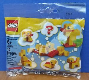 Polybag Vintage 1985 Brand New Lego 1551 Duck