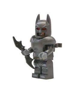 LEGO DC Super Heroes Attack of the Talons Heavy Armor Batman Minifigure (76110)