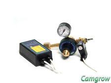Ecotecnia-Unis CO2 completo controlador y regulador Combo-Hidroponía