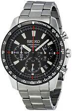 Seiko SSB031 Men's Chronograph Stainless Steel Case Watch SSB031P1