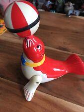 Vintage Plastic Seal Toy
