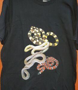Kingsnake Snake T-Shirt Child sizes. Reptile FREE POST
