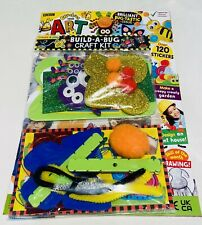 CBeebies ART Magazine #165 With FREE CRAFT KIT! (New