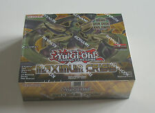 Yu-Gi-Oh - Maximum Crisis - Display - NEU & OVP - Deutsch