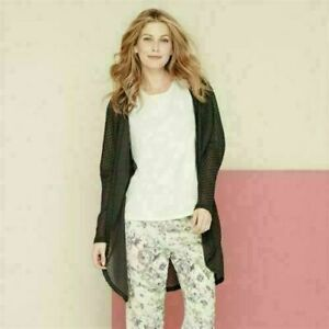Ladies Glitter Sparkle Cardigan - size 12/14 - Avon - Brand New