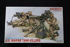 YJ020 DRAGON 1/35 maquette figurine 3012 US Marine Tank Killers