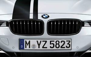 BMW F30/F31 M Performance Kidney Grilles (RRP £117) 51712240775/8