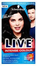 3x Schwarzkopf Live Color XXL Deep Black 99
