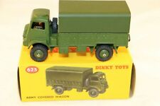 Dinky Toys 623 US Army Covered Wagon mint in box