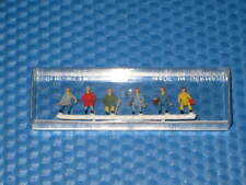 Vintage Walter Merten Box HO 859 Passengers, Sitting (Men) Made in Germany