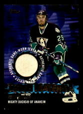 2003-04 Topps Tough Materials #KS Kevin Sawyer Jersey (ref 48231)
