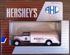 AHL American Highway Legends HERSHEYS Syrup 1/64 Die Cast Tanker Truck NIB