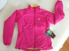 RRP £120! Womens HAGLOFS Barrier III Q Insulated Warm Winter Jacket. Medium M.