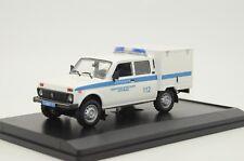 Lada Niva Vis 294611 Police Dog Custom Made 1/43