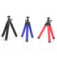 Flexible Mini Small Tripod Stand Camera for  Nikon Canon Sony Balck new WLB *u
