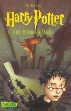 Harry Potter 5 und der Orden des Phönix Joanne K. Rowling