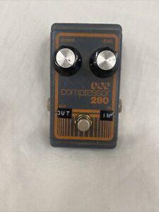 DOD Compressor 280 *Untested* *For Parts