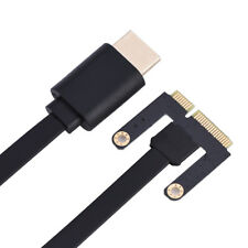 EXP GDC Beast HDMI To Mini PCI-E Cable External Video Cord LJ