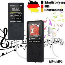32GB MP3 Player HIFI Digital Musikspieler 1,8'' LCD Display FM Radio