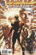 Captain Atom comic issue 8
