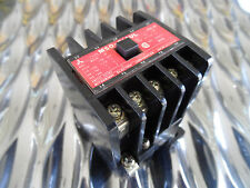 Mitsubishi Magnetic Contactor, MSO-C12UL,Size 00, 110V Coil