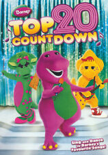 BARNEY - TOP 20 COUNTDOWN (DVD)