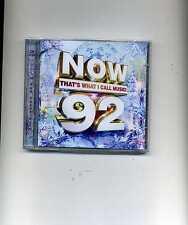 NOW 92 - ED SHEERAN LITTLE MIX YEARS & YEARS MEGHAN TRAINOR - 2 CDS - NEW!!
