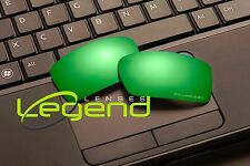 E56 Green ETCHED POLARIZED Replacement Legend Lenses For Oakley GASCAN