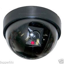 Sicurezza Nuovo di Zecca Finta telecamera sicurezza Look Lampeggiante LED Luce CCTV Sorveglianza