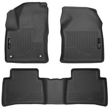 2016 2017 Toyota Prius Weatherbeater Black Front & 2nd Row Floor Liners 98991