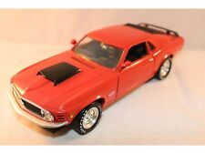 ERTL 1970 Ford Mustang Boss 429 1:18 in near mint condition