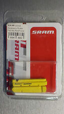 SRAM Brake Pad Insert for use with Carbon Rim (Swisstop Yellow King Flash Pro)