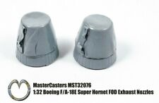 NEW MasterCasters 32076 1:32 Boeing F/A-18E Super Hornet FOD Exhaust Nozzles