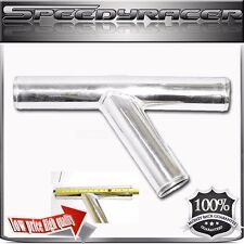 """Universal Aluminum Y Piping with 3"""" Intercooler For Nissan 240SX S13 S14 350Z"""