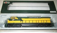 Kato HO POWERED Chicago & North Western GE C44-9W Dash 9 #37-1307 DCC
