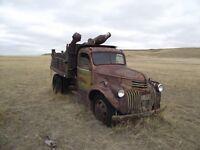 39 Chevy dump