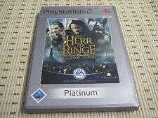 Der Herr Der Ringe Die Zwei Türme für Playstation 2 PS2 PS 2 *OVP* P