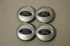2005-2009 Ford Mustang wheel center caps hubcap 4R33-1A096-BB,CB Silver SET OF 4