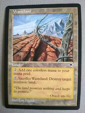 Wasteland - Unplayed / NM - Magic the Gathering - Tempest - MTG